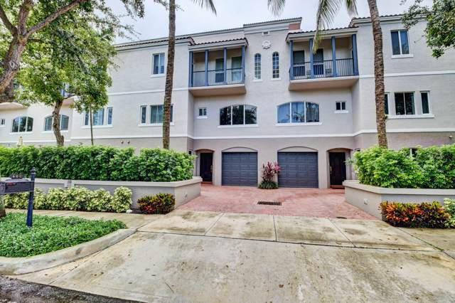 486 E Boca Raton Road, Boca Raton, FL 33432 (#RX-10557248) :: Ryan Jennings Group