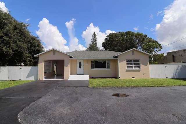 4571 Belvedere Road, Haverhill, FL 33415 (MLS #RX-10557259) :: Berkshire Hathaway HomeServices EWM Realty