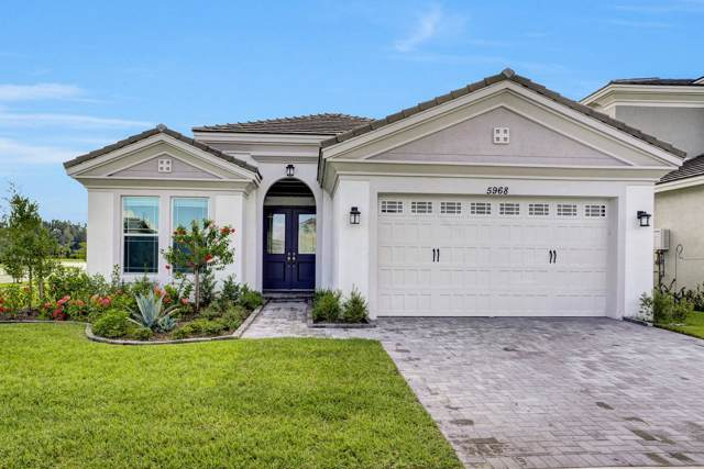 5968 Buttonbush Drive, Westlake, FL 33470 (#RX-10557467) :: Ryan Jennings Group