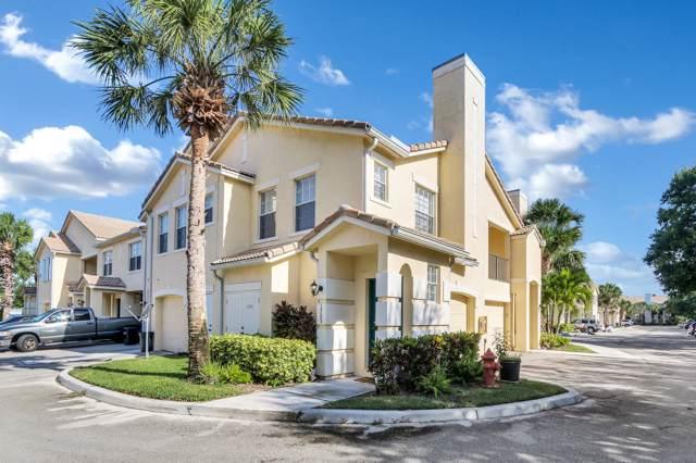 1705 Belmont Place #1705, Boynton Beach, FL 33436 (#RX-10557530) :: Ryan Jennings Group