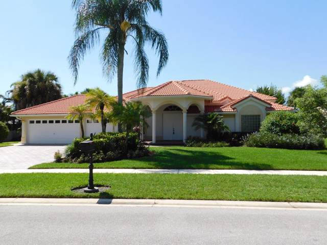 15882 Cypress Park Drive, Wellington, FL 33414 (MLS #RX-10557680) :: Castelli Real Estate Services