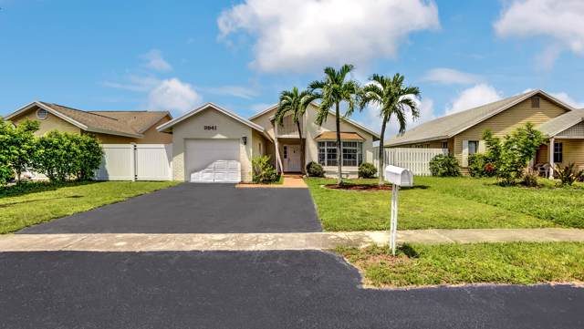 9941 NW 45th Street, Sunrise, FL 33351 (MLS #RX-10557751) :: The Paiz Group