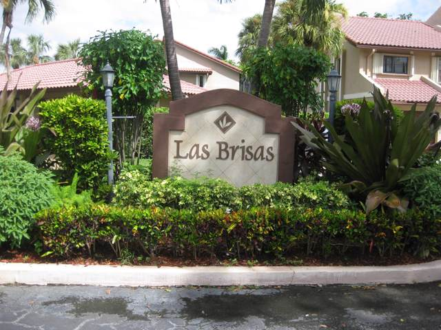 22075 Las Brisas Circle #305, Boca Raton, FL 33433 (MLS #RX-10557852) :: Castelli Real Estate Services