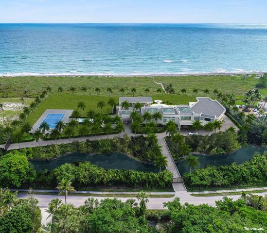 483 S Beach Road, Hobe Sound, FL 33455 (MLS #RX-10557888) :: Laurie Finkelstein Reader Team