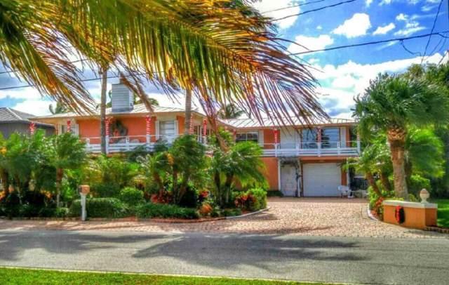 1807 Melaleuca Drive, Hutchinson Island, FL 34949 (MLS #RX-10558164) :: Berkshire Hathaway HomeServices EWM Realty