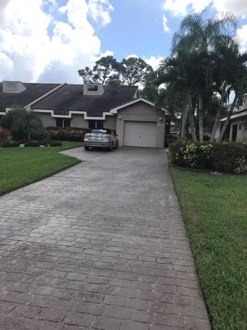 6874 Fountains Circle, Lake Worth, FL 33467 (#RX-10558209) :: Weichert, Realtors® - True Quality Service
