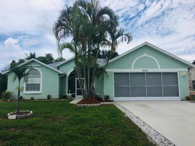 3115 SE Mall Terrace, Port Saint Lucie, FL 34984 (#RX-10558229) :: Ryan Jennings Group