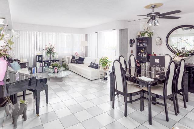 1825 S Ocean Drive #501, Hallandale Beach, FL 33009 (MLS #RX-10558260) :: Berkshire Hathaway HomeServices EWM Realty