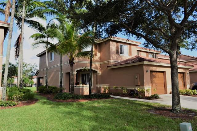 9412 Lily Bank Court #9412, Riviera Beach, FL 33407 (#RX-10558313) :: Weichert, Realtors® - True Quality Service