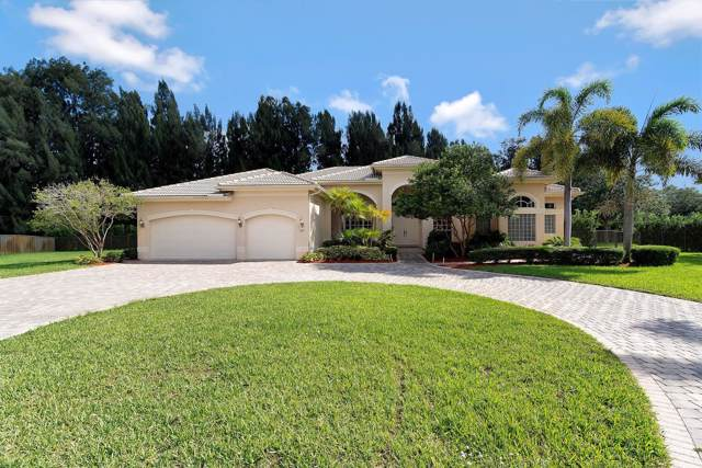 3415 Belmont Terrace, Davie, FL 33328 (MLS #RX-10558529) :: Laurie Finkelstein Reader Team