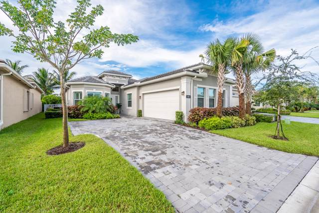8502 Julian Alps Lane, Boynton Beach, FL 33473 (MLS #RX-10558548) :: Laurie Finkelstein Reader Team