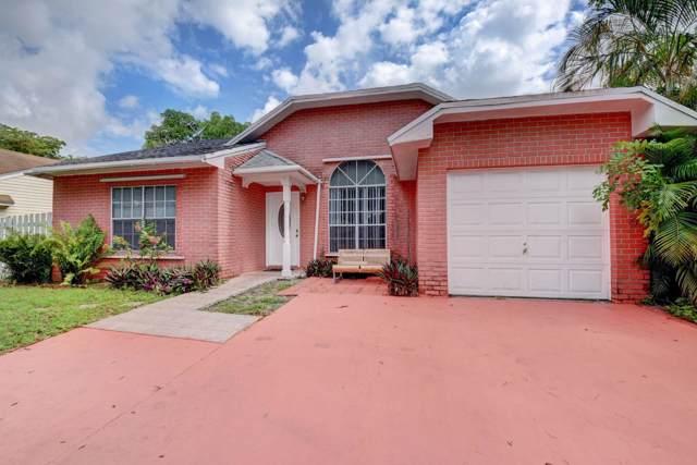 8607 SW 14 Street, Pembroke Pines, FL 33025 (#RX-10558551) :: Ryan Jennings Group