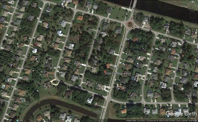 2558 SW Savona Bv Boulevard, Port Saint Lucie, FL 34953 (#RX-10558738) :: Ryan Jennings Group