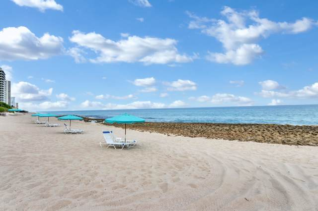 4200 N Ocean Drive 1-204, Singer Island, FL 33404 (#RX-10558825) :: Ryan Jennings Group