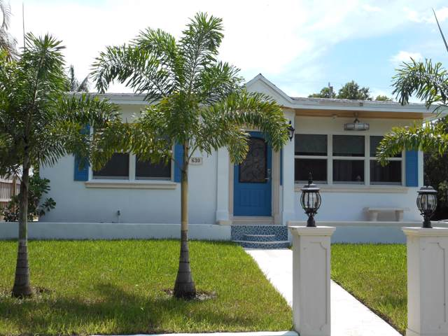 630 Claremore Drive, West Palm Beach, FL 33401 (#RX-10558847) :: Ryan Jennings Group