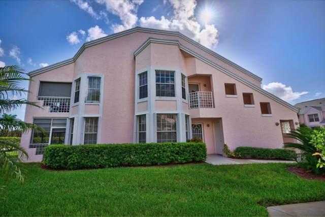 101 Muirfield Court 101A, Jupiter, FL 33458 (MLS #RX-10558854) :: Castelli Real Estate Services