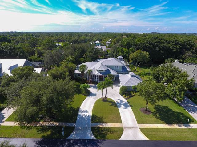 5661 SW Orchid Bay Drive, Palm City, FL 34990 (MLS #RX-10558856) :: Laurie Finkelstein Reader Team