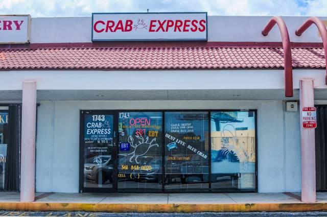 1700 W 45th Street #1743, West Palm Beach, FL 33407 (#RX-10558899) :: Ryan Jennings Group