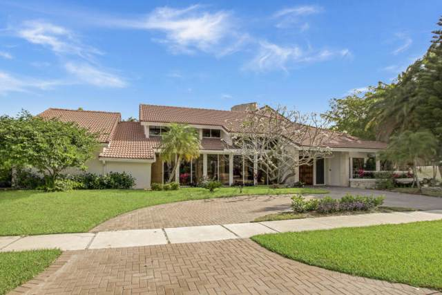 3270 St James Drive, Boca Raton, FL 33434 (#RX-10558915) :: Harold Simon | Keller Williams Realty Services