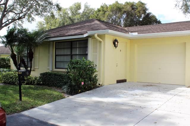 9865 Parkinsonia Tree Trail A, Boynton Beach, FL 33436 (#RX-10558952) :: Ryan Jennings Group