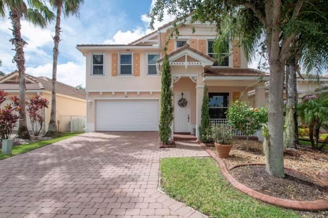 587 Belle Grove Lane, Royal Palm Beach, FL 33411 (MLS #RX-10559026) :: Laurie Finkelstein Reader Team