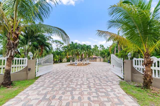 5132 2nd Road, Lake Worth, FL 33467 (#RX-10559086) :: Weichert, Realtors® - True Quality Service