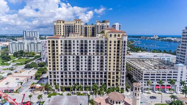 801 S Olive Avenue #1112, West Palm Beach, FL 33401 (#RX-10559091) :: Ryan Jennings Group