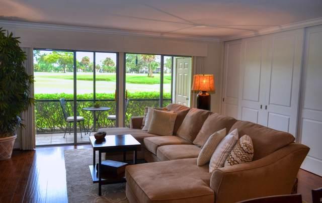 9179 SE Riverfront Terrace Oakmont C, Tequesta, FL 33469 (MLS #RX-10559334) :: Castelli Real Estate Services