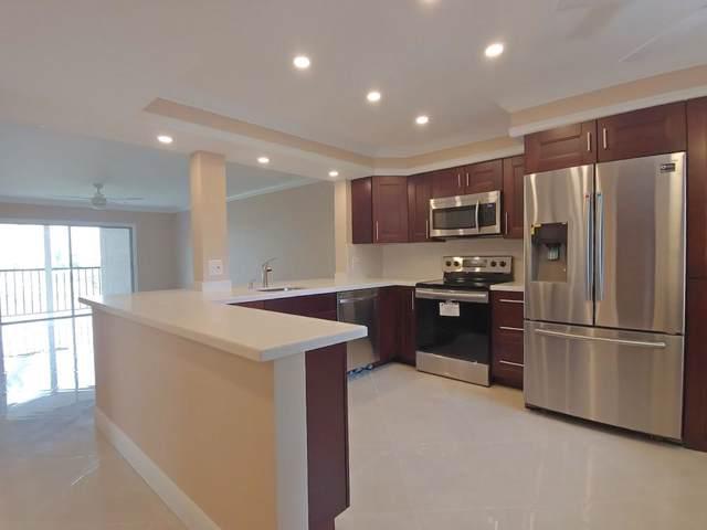 14375 Strathmore Lane #301, Delray Beach, FL 33446 (MLS #RX-10559342) :: The Paiz Group