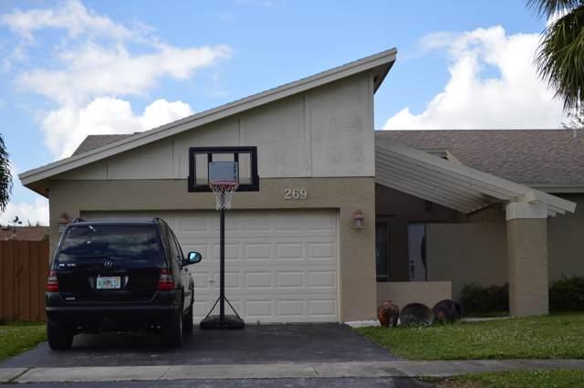 269 NW 40 Ter Terrace, Deerfield Beach, FL 33442 (#RX-10559500) :: Ryan Jennings Group