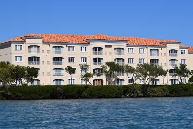 22 Harbour Isle Drive W #103, Fort Pierce, FL 34949 (#RX-10559550) :: Ryan Jennings Group