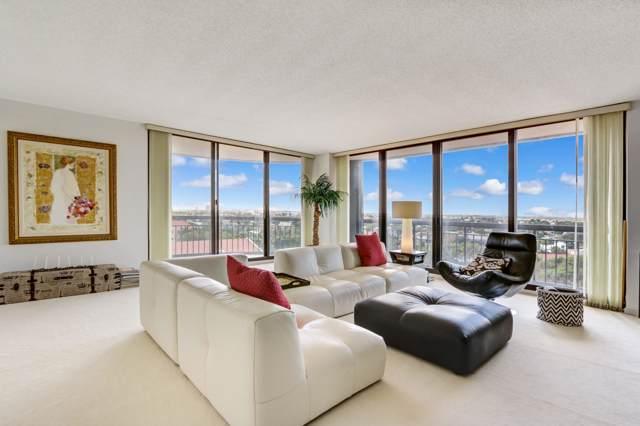 4100 N Ocean Drive #604, Singer Island, FL 33404 (MLS #RX-10559588) :: Castelli Real Estate Services