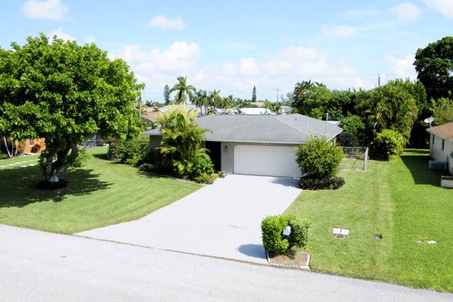 323 SE 31st Terrace, Cape Coral, FL 33904 (MLS #RX-10559608) :: Boca Lake Realty
