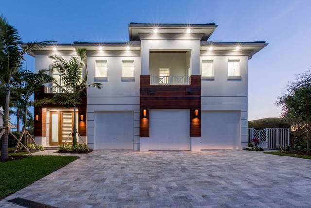 924 Evergreen Drive, Delray Beach, FL 33483 (#RX-10559628) :: Ryan Jennings Group