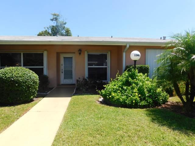 1341 NW 19th Terrace C, Delray Beach, FL 33445 (#RX-10559632) :: Ryan Jennings Group