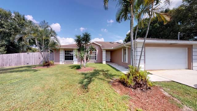 1751 SW Southworth Terrace, Port Saint Lucie, FL 34953 (#RX-10559634) :: Ryan Jennings Group