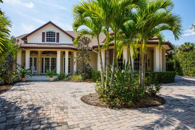 160 Seaside Trail, Indian River Shores, FL 32963 (#RX-10559653) :: Ryan Jennings Group
