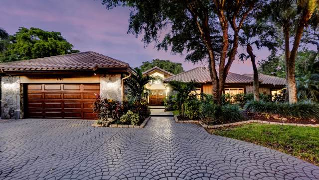 1743 Vestal Way, Coral Springs, FL 33071 (MLS #RX-10559665) :: Berkshire Hathaway HomeServices EWM Realty