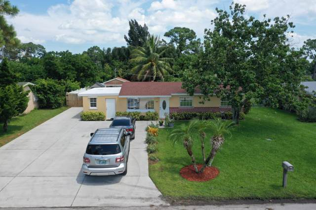 800 Mango Drive, West Palm Beach, FL 33415 (#RX-10559782) :: Weichert, Realtors® - True Quality Service