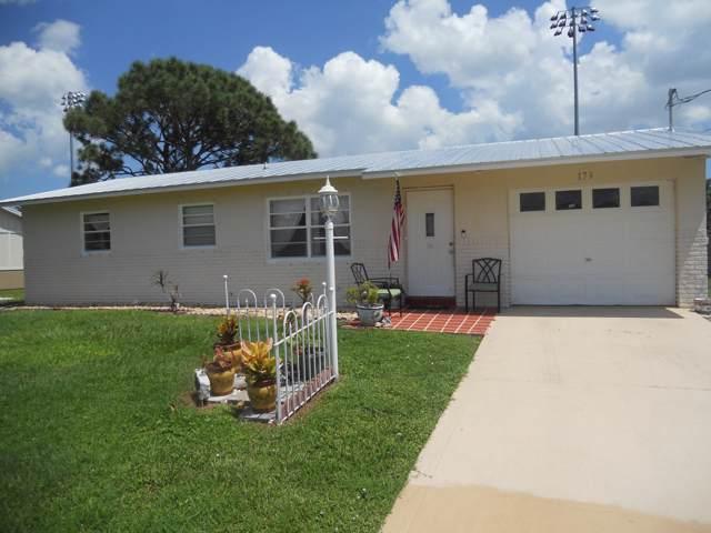 179 NW Curtis Street, Port Saint Lucie, FL 34983 (#RX-10559789) :: Ryan Jennings Group