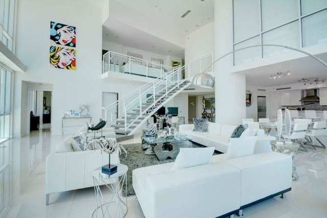 1 N Ocean Bl Boulevard #201, Pompano Beach, FL 33062 (MLS #RX-10559859) :: Castelli Real Estate Services