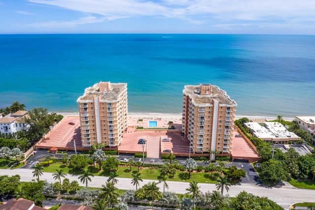 4511 S Ocean Boulevard #804, Highland Beach, FL 33487 (MLS #RX-10559888) :: Castelli Real Estate Services