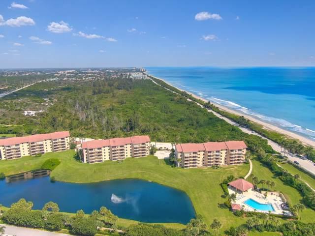 201 Ocean Bluffs Boulevard #106, Jupiter, FL 33477 (MLS #RX-10559965) :: Berkshire Hathaway HomeServices EWM Realty