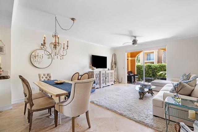 3596 S Ocean Boulevard #102, Highland Beach, FL 33487 (MLS #RX-10560247) :: Castelli Real Estate Services