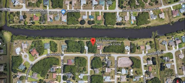 457 SW N Quick Circle, Port Saint Lucie, FL 34953 (#RX-10560294) :: Ryan Jennings Group