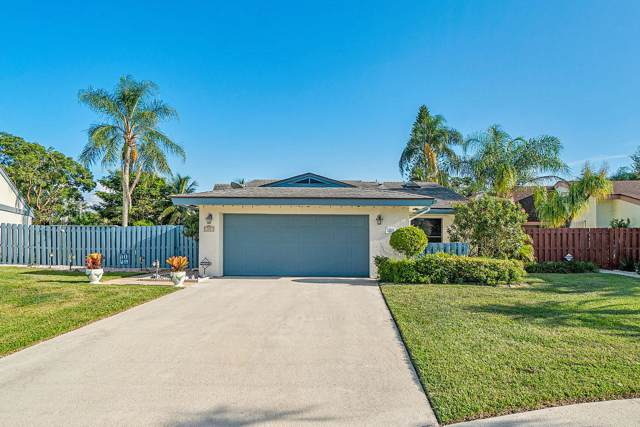 20 Baytree Circle, Boynton Beach, FL 33436 (MLS #RX-10560339) :: Laurie Finkelstein Reader Team