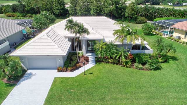 10446 Stonebridge Boulevard, Boca Raton, FL 33498 (#RX-10560364) :: Ryan Jennings Group