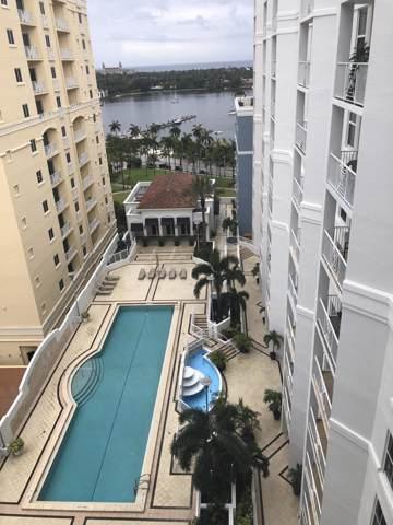 255 Evernia Street #1317, West Palm Beach, FL 33401 (#RX-10560370) :: Ryan Jennings Group