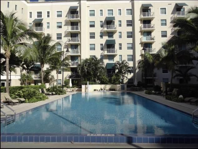 610 Clematis Street #232, West Palm Beach, FL 33401 (#RX-10560400) :: Ryan Jennings Group