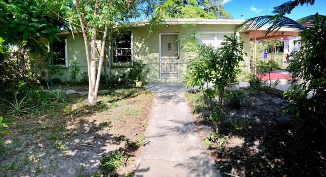 1523 NW 4th Avenue, Pompano Beach, FL 33060 (MLS #RX-10560430) :: Boca Lake Realty